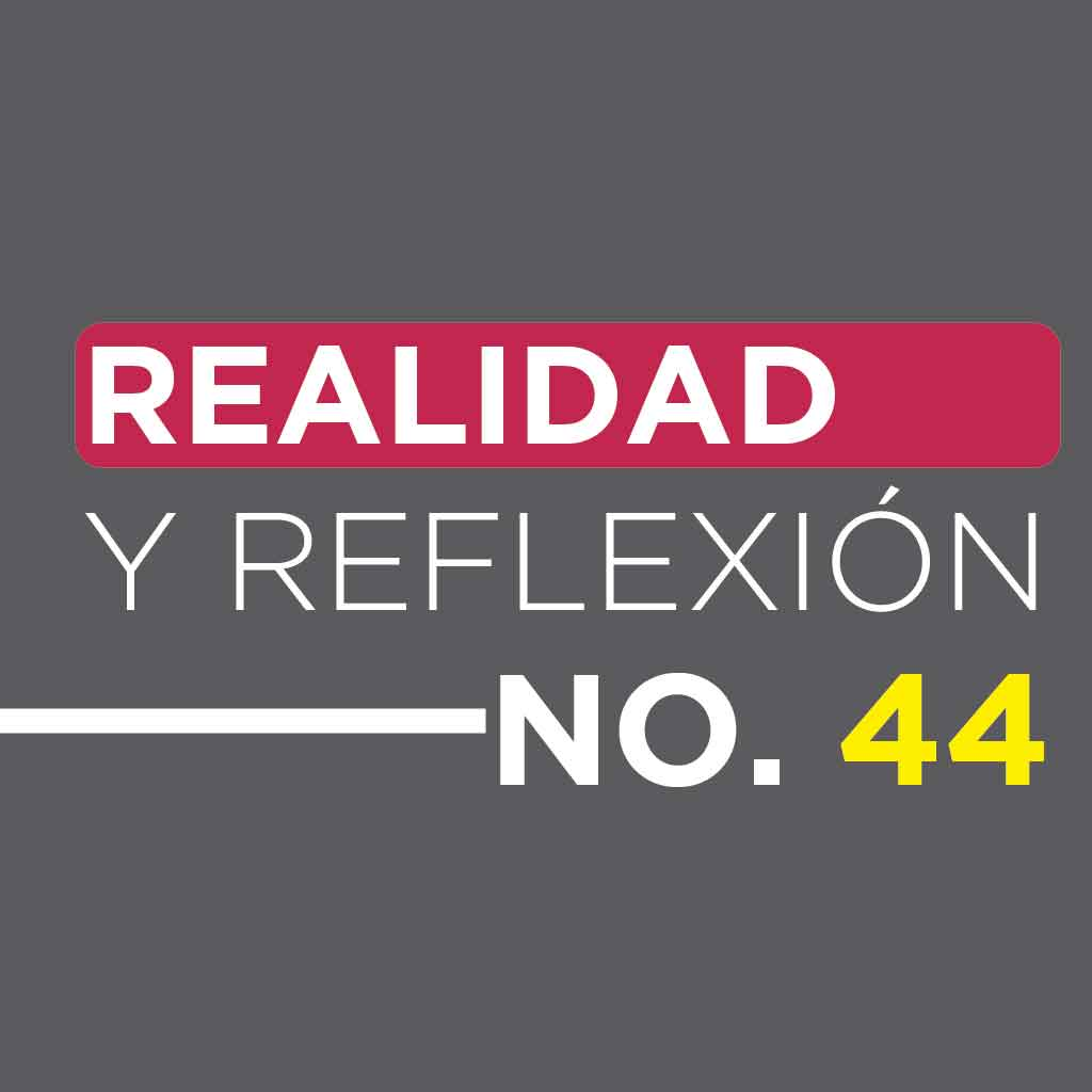 Realidad y Reflexión 44