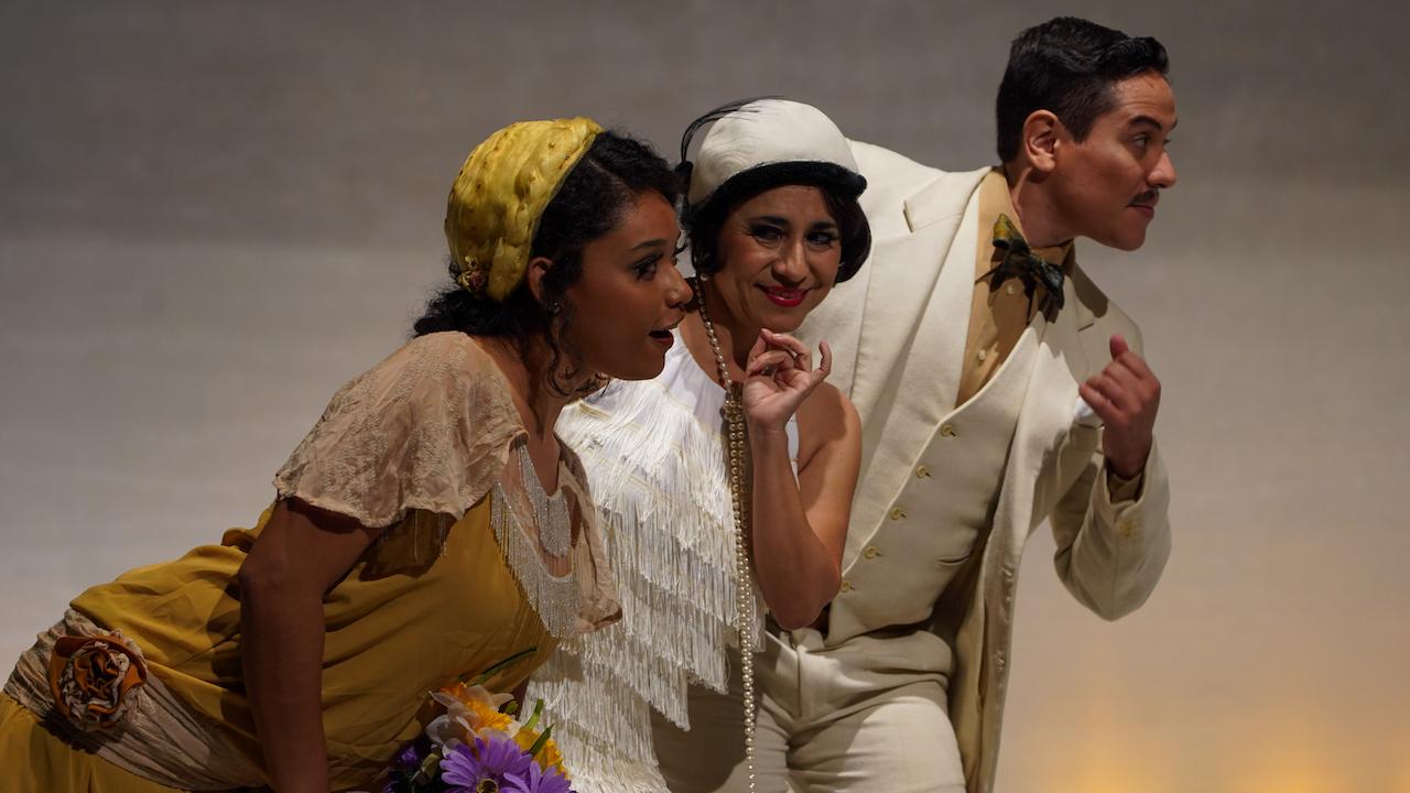 El Avaro. Teatro Luis Poma