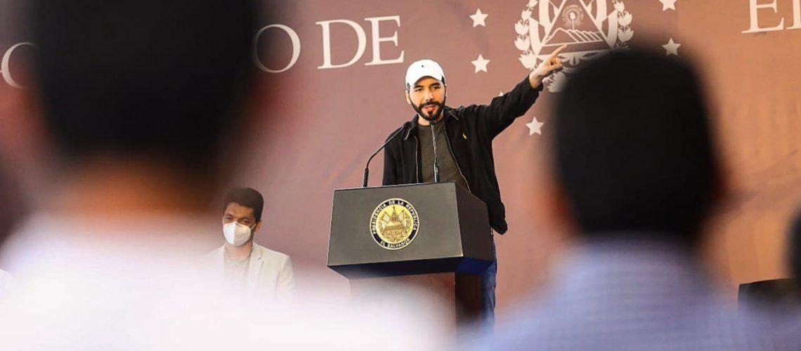 Foto tomada de Presidencia y Secretaría de Prensa.