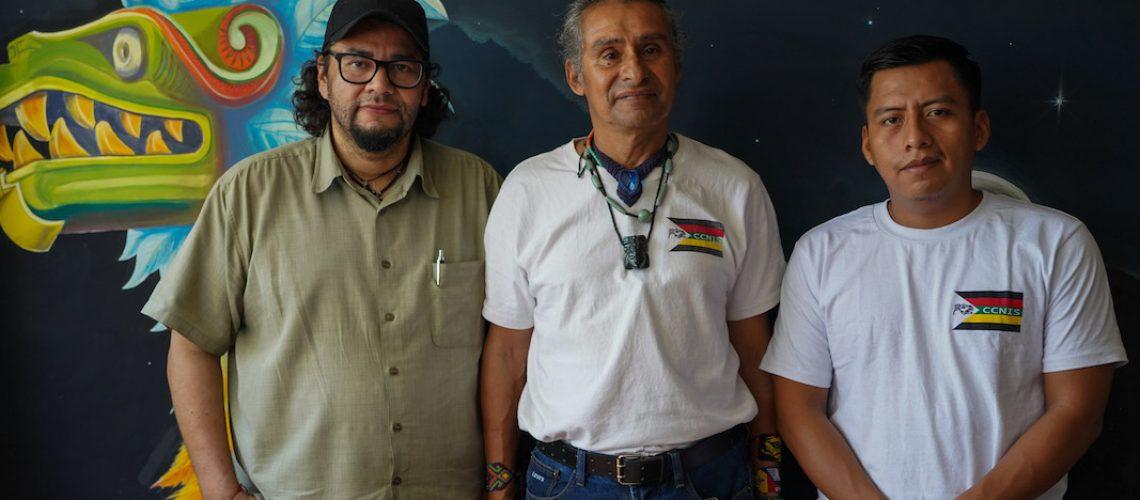 Consejo Coordinador Nacional Indígena Salvadoreño (CCNIS)