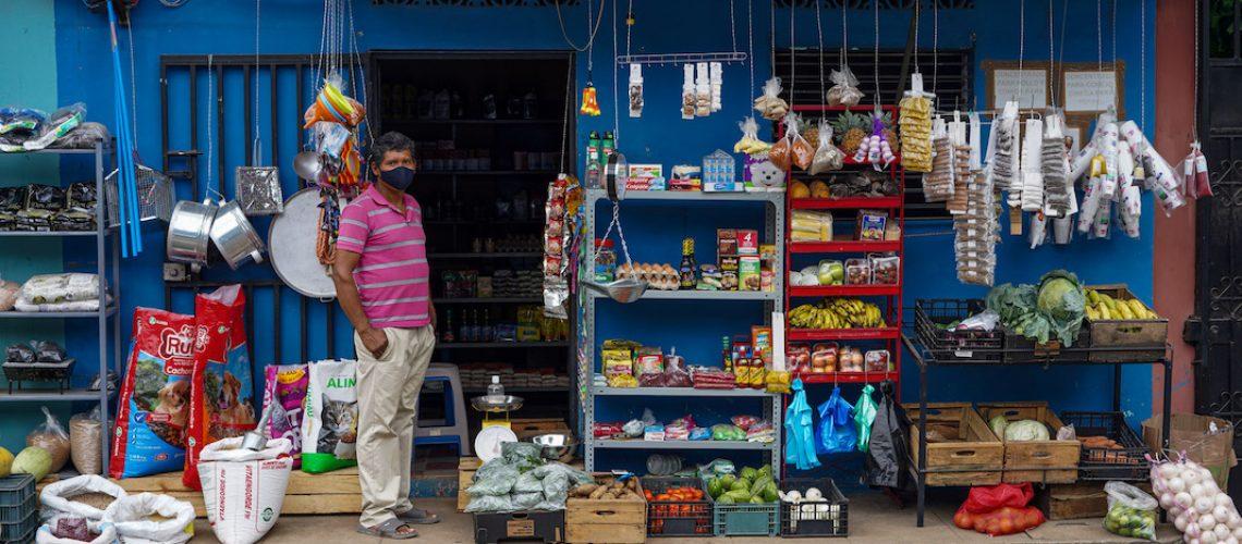 San José Villanueva comercio
